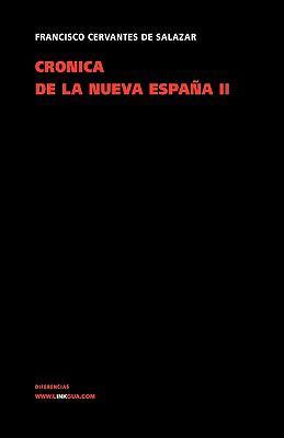 Cronica de La Nueva Espana II 9788498973150