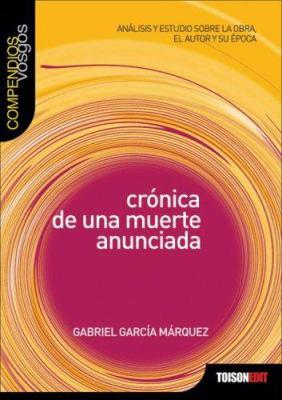 Cronica de una Muerte Anunciada 9788493496524