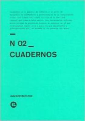 Cuadernos 2: Notebooks 2 9788496774407
