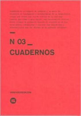Cuadernos 3