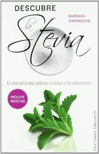 Descubre La Stevia 9788497777759