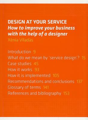 Design at Your Service: How to Improve Your Business with the Help of a Designer 9788492643561