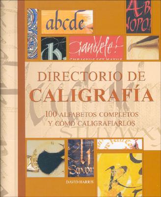 Directorio de Caligrafia 9788495376466