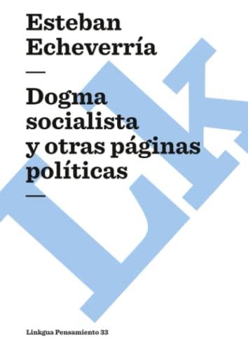 Dogma Socialista 9788493343996
