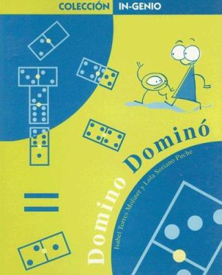 Domino Domino [With Cut Out Game Pieces] 9788495895011
