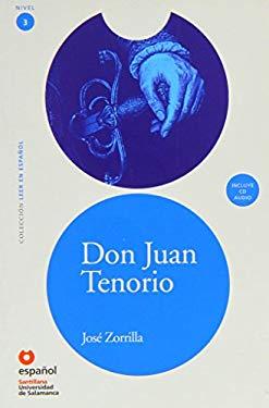 Don Juan Tenorio [With CD (Audio)] 9788497131056