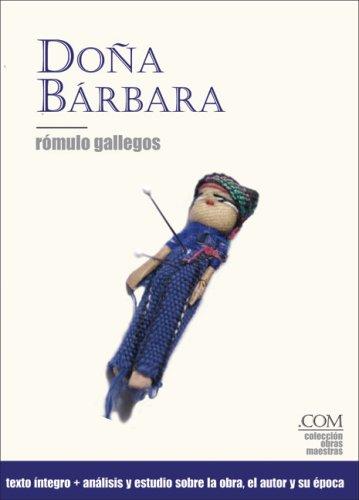 Dona Barbara 9788493549329