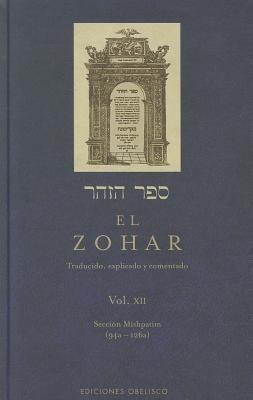El Zohar XII 9788497777964