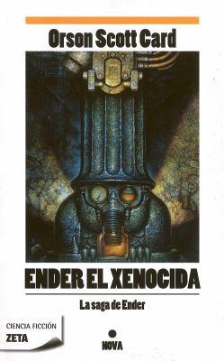 Ender el Xenocida = Xenocide 9788498723113
