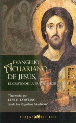 Evangelio Acuariano de Jesus 9788496595095