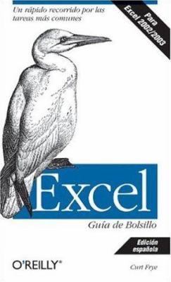Excel Guia de Bolsillo 9788497630818