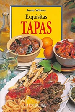 Exquisitas Tapas 9788496304345