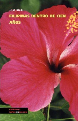 Filipinas Dentro de Cien Anos 9788498167054