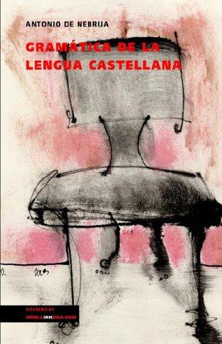Gramatica de la Lengua Castellana 9788496290280