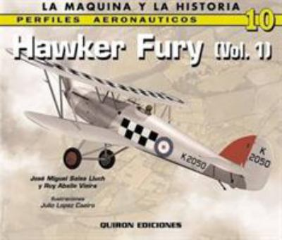 Hawker Fury Volume 1 9788496016415