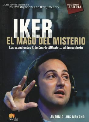 Iker, El Mago del Misterio 9788497638036