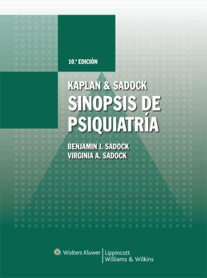 Kaplan & Sadock Sinopsis de Psiquiatria Clinica 9788496921184