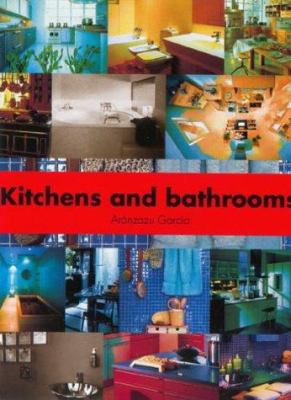 Kitchens and Bathrooms 9788495692078