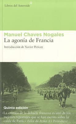 La Agonia de Francia 9788492663217