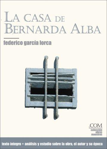 La Casa de Bernarda Alba 9788493549336