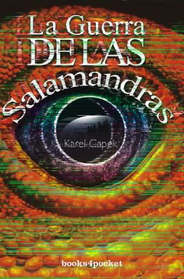 La Guerra de las Salamandras 9788492516339