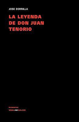 La Leyenda de Don Juan Tenorio 9788498974454