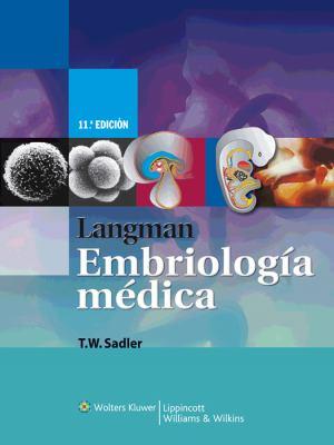 Langman Embriologia Medica 9788496921467