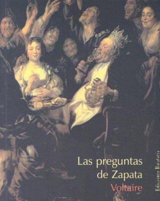 Las Preguntas de Zapata: And Otras Satiras 9788495764317