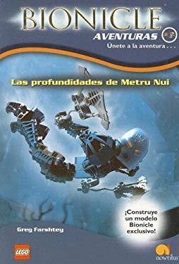Las Profundidades de Metru Nui 9788497632492