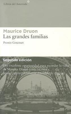 Las Grandes Familias 9788492663064