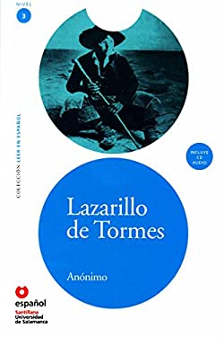 Lazarillo de Tormes (Adap.) (Libro +Cd) (the Guide Boy of Tormes (Book +Cd)) 9788497130639