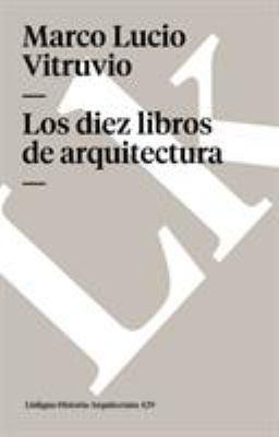 Los Diez Libros de Arquitectura 9788498166040
