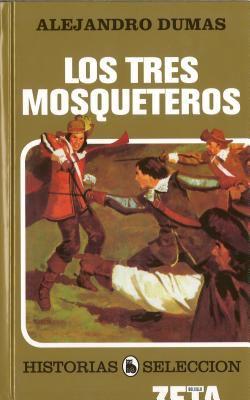 Los Tres Mosqueteros 9788496778979