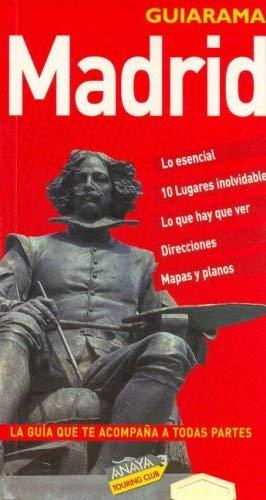 Madrid - Guiarama 9788497763516