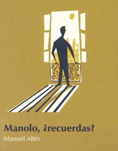 Manolo, Recuerdas? 9788495764225