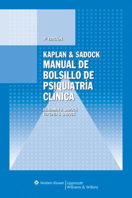 Manual de Bolsillo de Psiquiatria Clinica 9788493531867