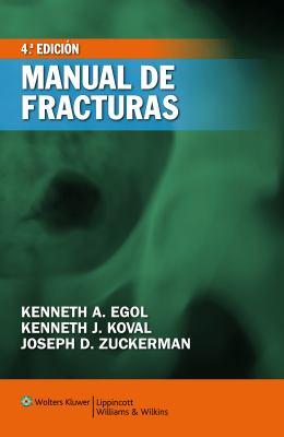 Manual de Fracturas 9788496921788
