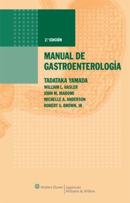 Manual de Gastroenterologia 9788493531843