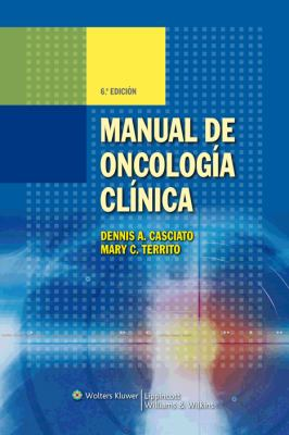 Manual de Oncologia Clinica 9788496921344