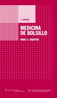 Medicina de Bolsillo 9788496921900