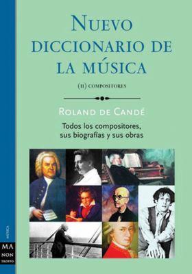 Nuevo Diccionario de La Musica 2 9788495601575
