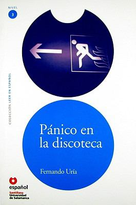 Panico en la Discoteca 9788497130806