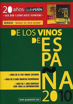 Guia Penin de los Vinos de Espana [With Paperback Book] 9788495203595
