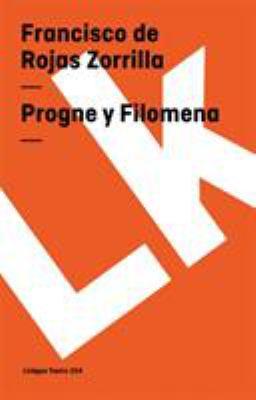 Progne y Filomena 9788498162363
