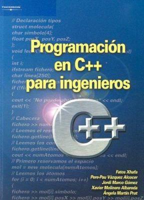 Programacion en C++ Para Ingenieros 9788497324854