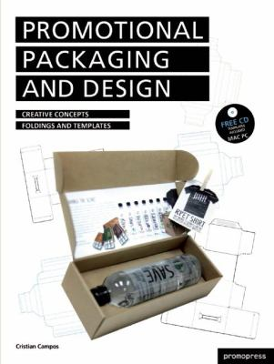 Promotional Packaging and Design: Creative Concepts, Foldings, and Templates [With CD] 9788493650810