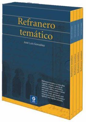 Refranero Tematico 9788492320059