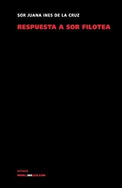 Respuesta a Sor Filotea 9788498165678