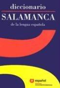 Salamanca Espanol Para Extranjeros: Diccionario 9788493453749
