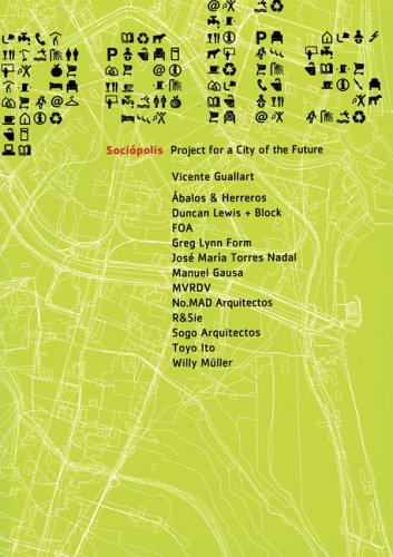 Sociopslis: Project for a City of the Future 9788495951830